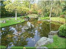 TQ2479 : The Kyoto Garden, Holland Park by Marathon