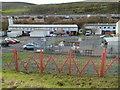 SS8593 : Talgarth Bakery, Spelter Industrial Estate near Maesteg by Jaggery