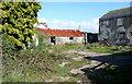 SW6240 : Farm buildings near Kehelland by Graham Horn