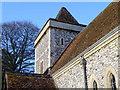 SU1339 : Tower, St Michael's Church by Maigheach-gheal