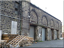 NT2776 : Old warehouse off Baltic Street by kim traynor