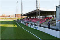TQ4109 : The Dripping Pan by Martin Addison