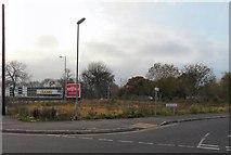 SJ8796 : Site of Gorton Baths by Gerald England