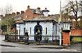 J3376 : Former Waterworks gate lodge, Belfast by Albert Bridge