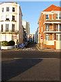 TQ3103 : Wyndham Street by Simon Carey