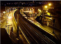 NS2875 : Greenock Central Station by Thomas Nugent