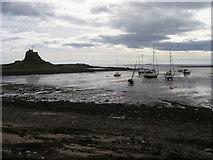 NU1341 : Lindisfarne Castle by Shaun Ferguson