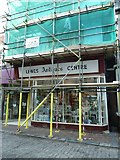 TQ4210 : Cliffe High Street- Lewes Antiques Centre by Basher Eyre