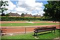 TG2007 : Mini athletics track, Eaton Park by N Chadwick