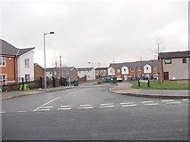 SE1527 : Clayhill Drive - Wilson Road by Betty Longbottom