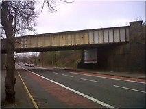 SK5802 : Leicester-Saffron Lane by Ian Rob