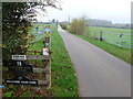 SP2157 : Bridle Path to Welcombe Hills Country Park by Nigel Mykura
