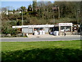 ST2390 : Risca Builders Supply premises, Risca by Jaggery