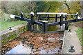 TQ0531 : Baldwin's Knob Lock by Graham Horn