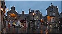 HU4741 : The Market Cross, Commercial Street, Lerwick by Robert W Watt