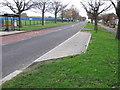 NZ3664 : Temple Park Road, South Shields by Alex McGregor