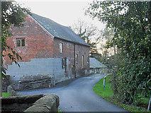 SJ5722 : Moreton Mill by Row17