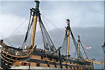 SU6200 : HMS Victory - Portsmouth by Colin Babb