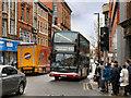 SJ8398 : John Dalton Street by David Dixon