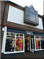 TQ4110 : Lewes High Street- M & Co by Basher Eyre