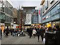SJ8398 : Manchester, Market Street by David Dixon