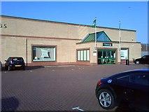 TL0850 : Hatters Furniture Store on Goldington Road by Steve Daniels