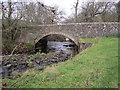 NY6862 : Road Bridge over Park Burn at Park Burnfoot by Les Hull