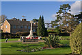 TQ2843 : Horley Memorial Gardens by Ian Capper
