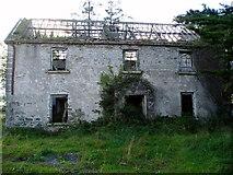 S1017 : Derelict house at Neddans, near Ardfinnan by ethics girl