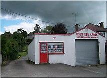 N6796 : The Irish Red Cross Centre in Cavan Road, Bailieboro' by Eric Jones