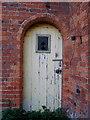TL3461 : Battlegate Cottage - front door by ethics girl