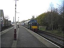 SD8022 : Rawtenstall, Lancashire:  Station by Dr Neil Clifton