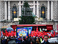 J3374 : Trade Union Rally, Belfast by Rossographer
