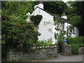 NY3407 : Dove Cottage, Town End, Grasmere by Peter Turner
