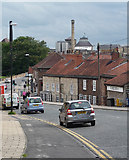 SE4843 : Commercial Street, Tadcaster by Stephen Richards