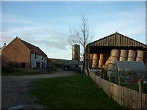 TA0779 : Buildings at Manor Farm by Ian S
