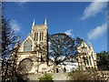 SK9771 : Lincoln Cathedral by PAUL FARMER