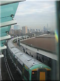 TQ2775 : Clapham Junction, looking towards London by Christopher Hilton