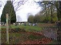TM2276 : Footpath off Church Road by Geographer