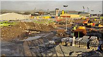 J3272 : New train maintenance depot, Belfast (22) by Albert Bridge