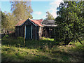 NH9110 : Larig Ghru Cottage by Phil Champion