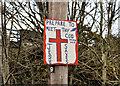 J2763 : Biblical message, Lisburn by Albert Bridge