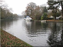 SU7682 : River Thames at Henley-on-Thames by Adrian Platt