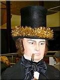SU1484 : Brunel close-up, Steam Museum, Swindon by Brian Robert Marshall