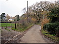 SP0179 : Frankley Lodge Road Northfield by Roy Hughes