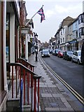 TQ9220 : Rye Street View by Gordon Griffiths