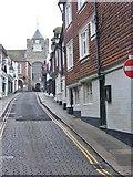 TQ9220 : Lion Street by Gordon Griffiths