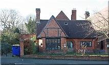 TQ3068 : St Philip's Vicarage, Beech Road by John Salmon