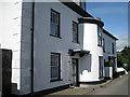 SX9272 : Belle Vue House, The Strand, Ringmore by Robin Stott