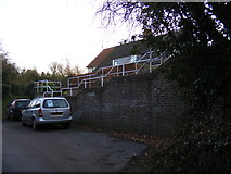 TM3569 : Oak View, Peasenhall by Geographer